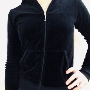 Vintage black Juicy Couture sweater